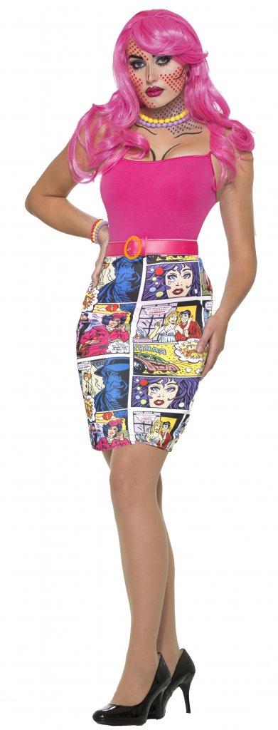 חצאית – קומיקס – נשים