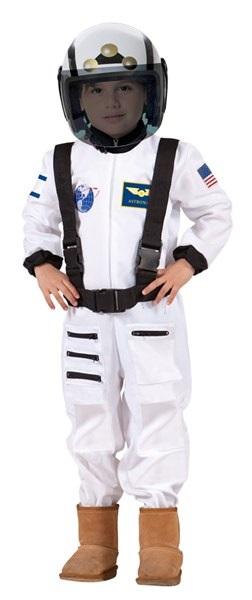 אסטרונאוט דלוקס ילדים – רודריגז – כולל קסדה (תמונת קסדה להמחשה בלבד)!!!