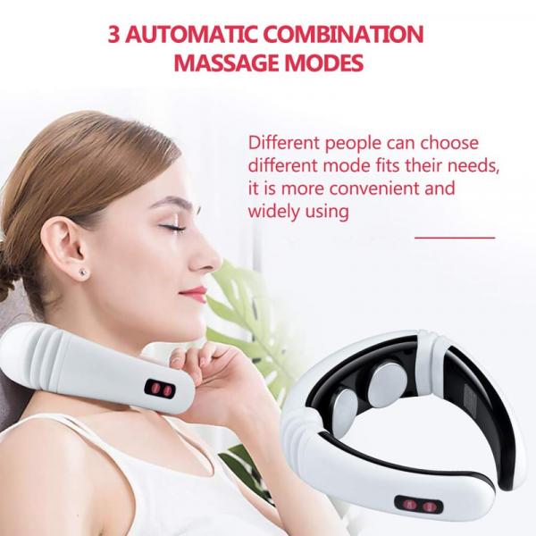 מיני מכשיר לעיסוי הצוואר והגב בכל מקום