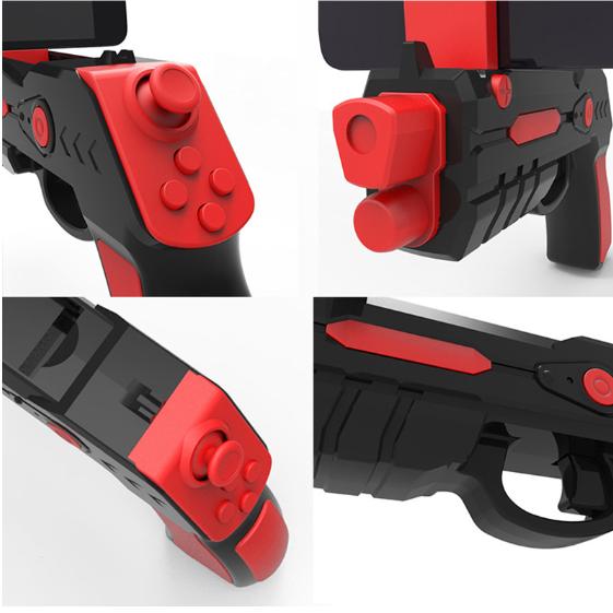 רובה מציאות מדומה למשחקים בסמארטפון