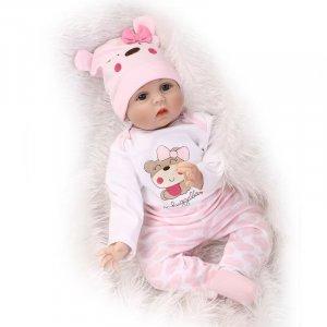 בובת תינוק סיליקון מציאותית