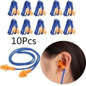 10 אטמי אוזניים איכותיים מסיליקון