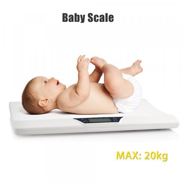 משקל דיגיטלי לתינוקות