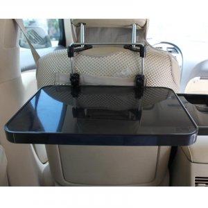 שולחן לרכב המתלבש על המושב מלפנים