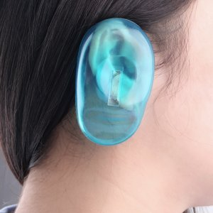 מגני אוזניים לזמן צביעת השיער