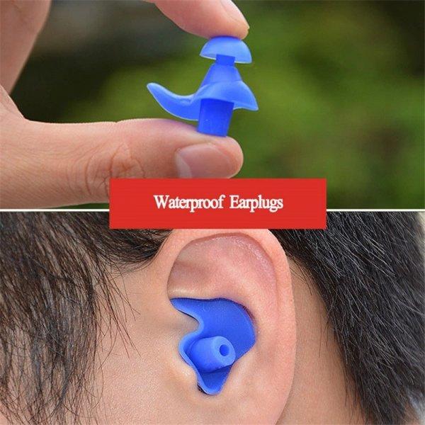 אטמי אוזניים מקצועיים לשחייה