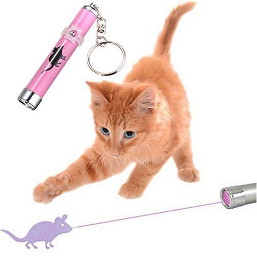לייזר בצורת עכבר לחתולים