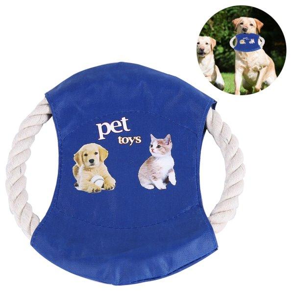 פריזבי מיוחד רך לנשיכה למשחק עם כלבים