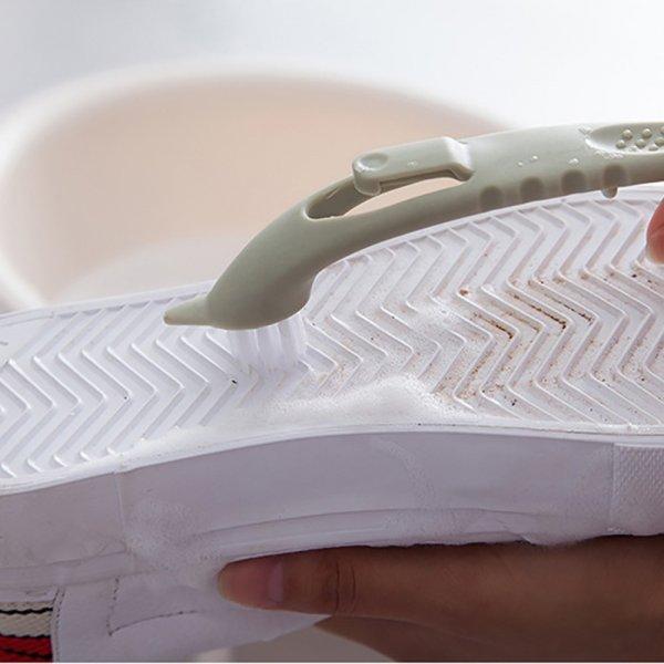 מברשת מקצועית לניקוי נעליים
