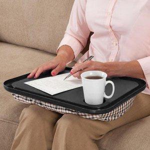 שולחן ברכיים עם בסיס כרית