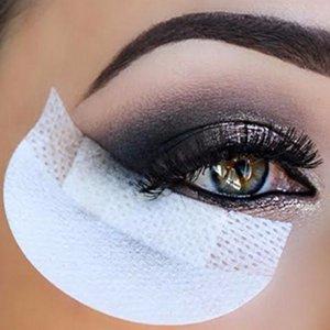 פדי הגנה לאיפור עיניים (100 יח')