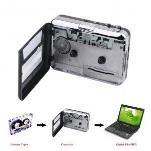 נגן / מקליט / ממיר קסטות USB