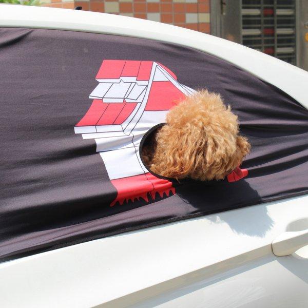 מגן נפילות מחלון הרכב לחיות מחמד