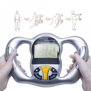 מכשיר מודד BMI ואחוזי שומן בגוף