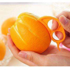 טבעות לקילוף פירות הדר בקלות (סט 2+1 מתנה)