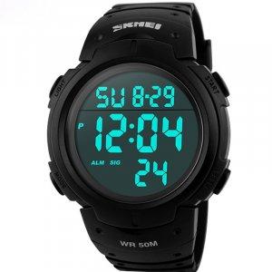 שעון דיגיטלי ספורטיבי LED