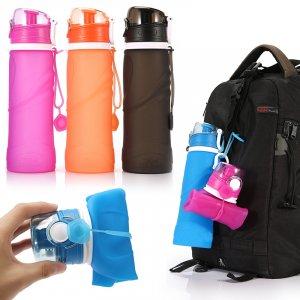 בקבוק מתקפל, קל ונוח לטיולים