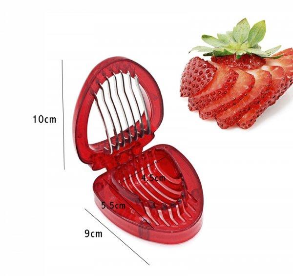 פורס תותים במהירות