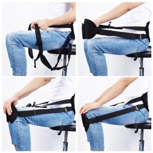 חגורת תמיכת גב-ברך ליישור הגב וישיבה נכונה