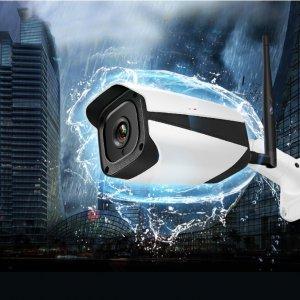 מצלמת בטיחות בהתקנה עצמית – כוללת חסינות למים, ראיית לילה וחיבור לאינטרנט