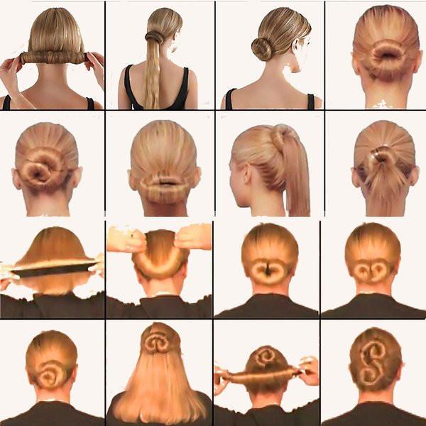קליפס גמיש לעיצוב השיער בקלות