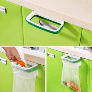 נוחות למטבח: מחזיק שקיות למטבח
