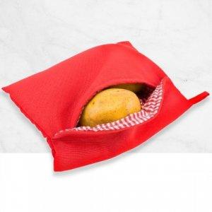 שקית לבישול תפוחי אדמה ב-4 דקות במיקרוגל