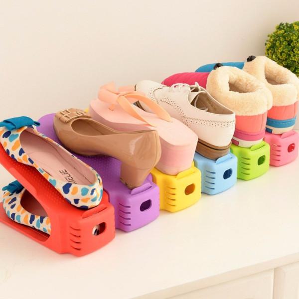 מארגן וחוסך מקום לנעליים – סט 5 יחידות