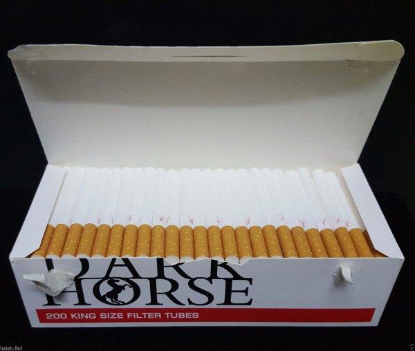 סיגריות ריקות למילוי