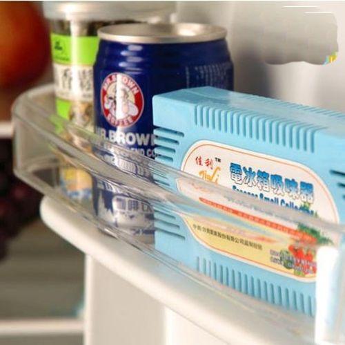 מנטרל ריחות ושומר על טריות האוכל במקרר