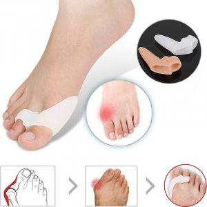 זוג מיישרי עצם בולטת בכף הרגל